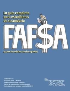 Spanish version - Understanding FAFSA